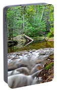 Poetic Side Of Nature Portable Battery Charger
