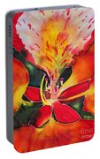 Poinciana Royale Portable Battery Charger