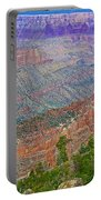 Point Imperial On North Rim Of Grand Canyon National Park-arizona   Portable Battery Charger