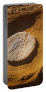 Point Lobos Abstract 1 Portable Battery Charger
