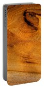 Point Lobos Abstract 10 Portable Battery Charger