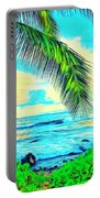 Poipu Sunrise Portable Battery Charger