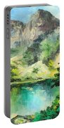 Poland - Morskie Oko Portable Battery Charger
