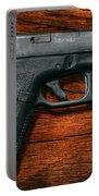 Police - Gun - The Modern Gun  Portable Battery Charger