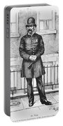 Policeman, C1885 Portable Battery Charger
