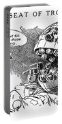 Political Cartoon, 1916 Portable Battery Charger