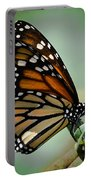 Polka Dots And Wings Portable Battery Charger