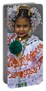 Pollera Costume Portable Battery Charger