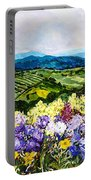 Pollinators Ravine Portable Battery Charger