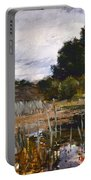 Polling Landscape Portable Battery Charger