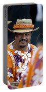 Polynesian Musicians Portable Battery Charger