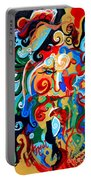 Polynomial Name God Phase I Portable Battery Charger