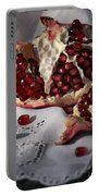 Pomegranate  Seed Portable Battery Charger