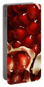 Pomegranate Seeds Portable Battery Charger
