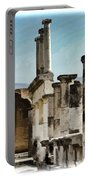 Pompei Ruins Portable Battery Charger