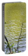 Pond At Norfolk Botanical Garden 8 Portable Battery Charger