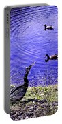 Pond Days Portable Battery Charger