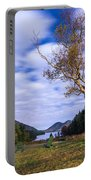 Pond House Views Portable Battery Charger
