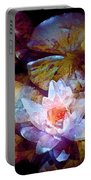 Pond Lily 26 Portable Battery Charger