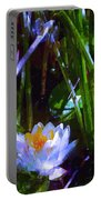 Pond Lily 28 Portable Battery Charger