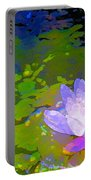 Pond Lily 29 Portable Battery Charger