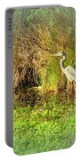 Pond Wildlife Portable Battery Charger