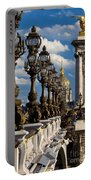 Pont Alexandre IIi Portable Battery Charger