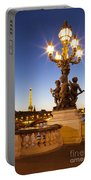 Pont Alexandre IIi - Paris Portable Battery Charger