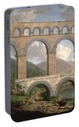 Pont Du Gard, Nimes Portable Battery Charger
