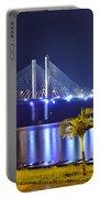 Ponte Estaiada De Aracaju - Construtor Joao Alves Portable Battery Charger
