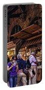 Ponte Vecchio Merchants - Florence Portable Battery Charger