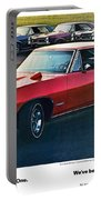 Pontiac Gto - 1964 1965 1966 1967 1968 Portable Battery Charger