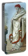 Pontifex Maximus, Illustration Portable Battery Charger