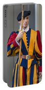Pontifical Swiss Guard Portable Battery Charger