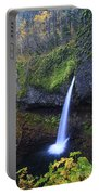 Ponytail Falls Portable Battery Charger