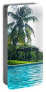Pool Panorama Portable Battery Charger