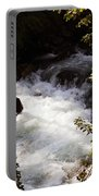Pooling White Water Portable Battery Charger