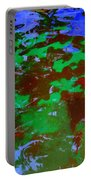 Poolwater Abstract Portable Battery Charger