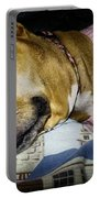 Pooped Pup Portable Battery Charger