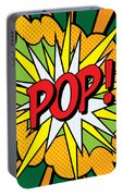 Pop Art 4 Portable Battery Charger