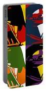 Pop Art Vader Portable Battery Charger