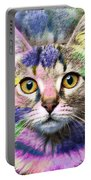 Pop Cat Portable Battery Charger