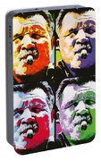 Pop Ditka Portable Battery Charger