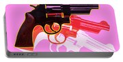Pop Handgun Portable Battery Charger