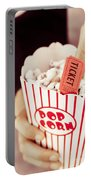 Popcorn Box Office Portable Battery Charger