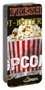 Popcorn Please Portable Battery Charger