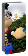 Popeye The Sailor Man Portable Battery Charger