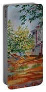 Poplar Point Lighthouse Portable Battery Charger