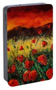 Poppies 68 Portable Battery Charger