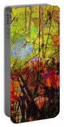 Poppies In Paradise Portable Battery Charger